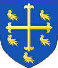 Edward the Confessor's arms